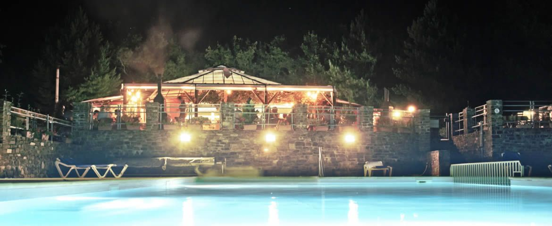 creuse nature camping piscine nuit naturiste