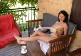 laborde location chalet naturiste