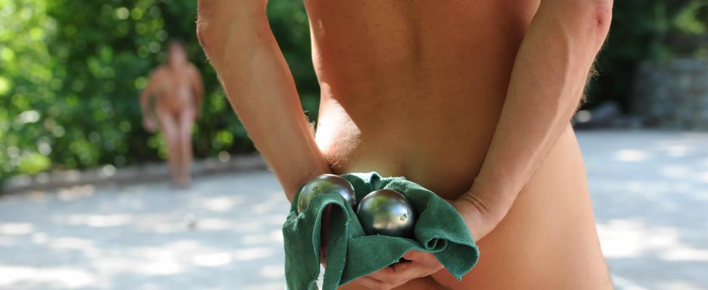 lauzons petanque boules naturiste