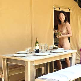 Naturist Campsite-Let's Go Naked
