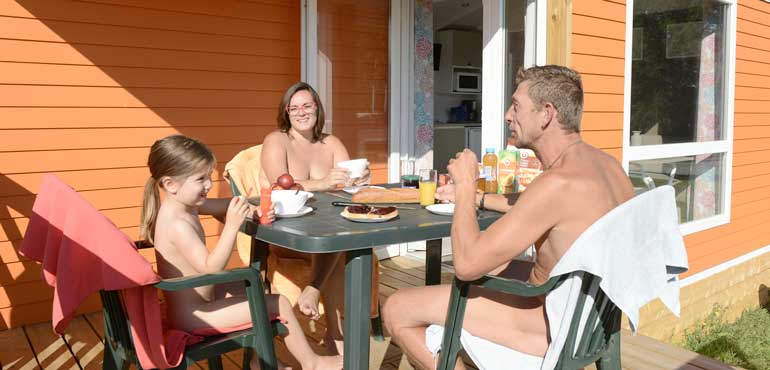 Differentiating Naturism from Nudism