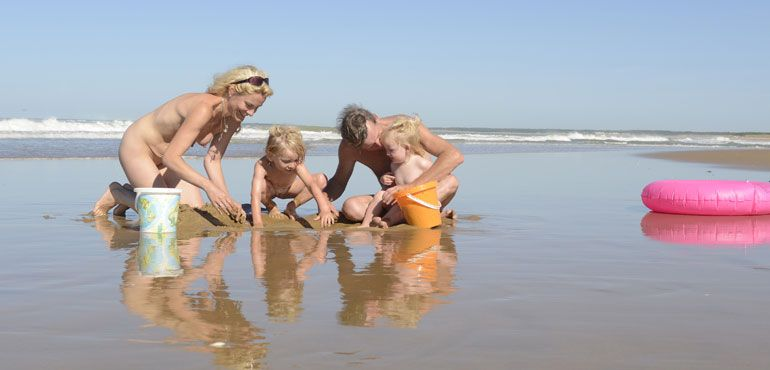 Naturist holidays with the family ... naturally!