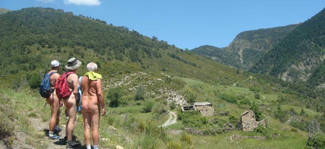 Randonnées naturistes